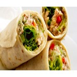 # 2 Tuna Salad Wrap