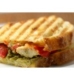 # 1 Grilled Chicken Panini