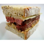 # 14 Hot Corn Beef Sandwich