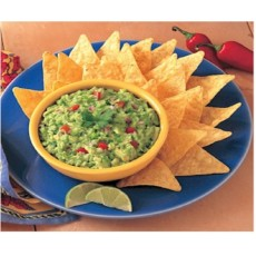 Chips with Guacamole